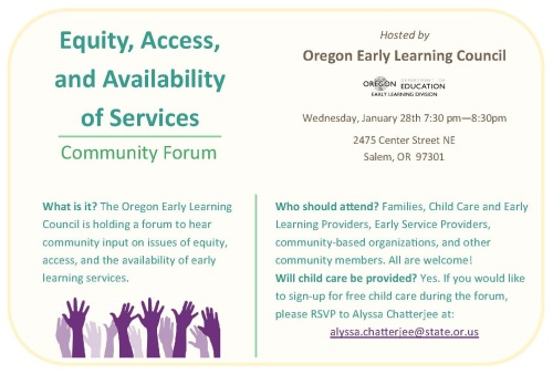 ELC Community Forum Flyer (1)